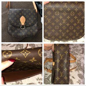 Louis Vuitton Saint Cloud Bag